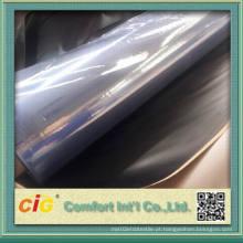 Folha clara de PVC rígido