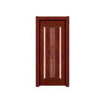 Porta de madeira interior da porta de madeira contínua do quarto da porta (RW026)