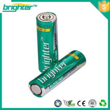 Batterie alcaline AA 1.5v batterie aa batterie étanche casque aa
