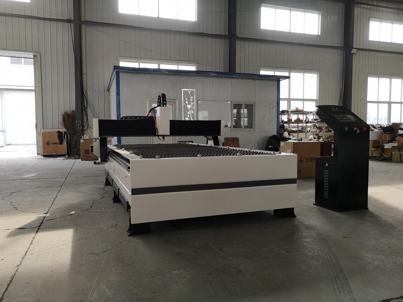 China cnc plasma cutter