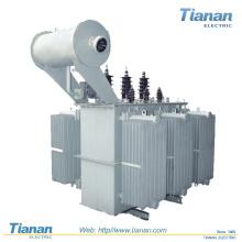 6- 220kv Energía, horno, transformador de rectificador Transformador de energía de inmersión de aceite