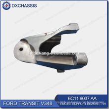 Soporte de motor genuino Transit V348 6C11 6037 AA