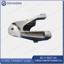 Véritable support de support de moteur de transit V348 6C11 6037 AA