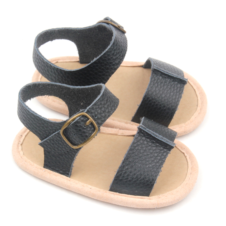 Factory Soft Sole Baby Boy And Girl Sandals
