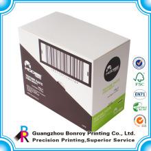 Guangzhou Fabrik billige benutzerdefinierte elegante Logo Design Druck unbrauchbar Papier Display Box