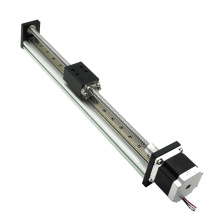 Wholesale 400Mm Stroke Ball Screw Linear Guide Slide For Engraving