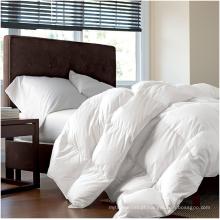 Conjunto de cama de algodão de luxo para baixo