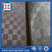 Keluli tahan karat Twill Weave Wire Cloth