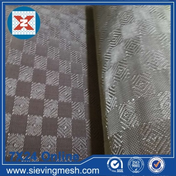 RVS Twill Weave Wire Cloth