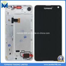 LCD für Microsoft Lumia 650 LCD Display und Touchscreen mit Rahmen