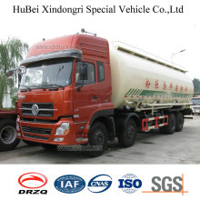 Camion à citerne en graphite en poudre Dongfeng Eurocourt à 3 mètres avec moteur diesel Cummins