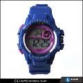 plastic eco-friendly watch men, acrylic glass watch