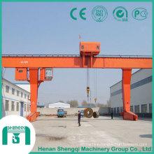 2016 L Type Single Girder Gantry Crane 32/5 Ton