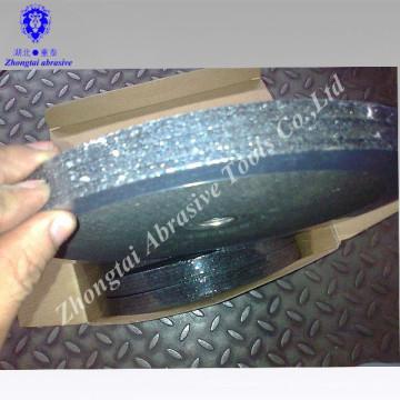Abrasifs coupent la roue