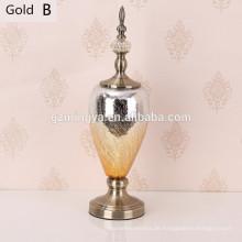 Ornament für zu Hause Harz Handwerk Procelain Flasche Lampe dekorative Familie Harz Flasche