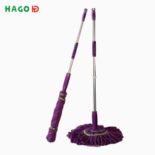 High Water Absorption 100% Microfiber Twist Cleaning Mop