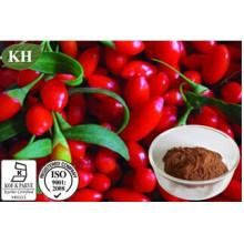Extrait naturel de purée de Wolfberry à base d'oganic polysaccharides 10% -40%; Wolfberry Extract Powder; Goji Powder