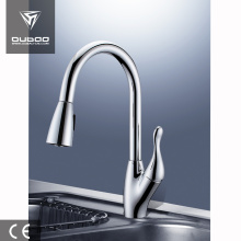 Kitchen Faucet Single Handle Pull Out Spary Mezclador