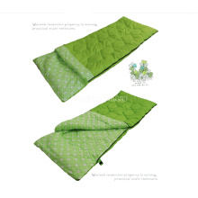 New 2016 Outdoors Camping Flannel Sleeping Bag, Adult Sleeping Bags