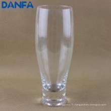 Verre à bière soufflé à la bouche 400ml / verre Pilsner (BG013)