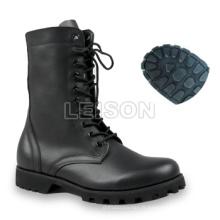 Bottes militaires de l'armée tactique avec norme ISO