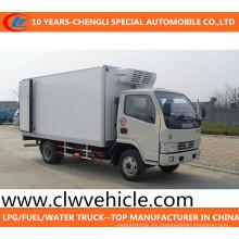 Dongfeng Refrigerator Truck 4X2 Refrigerated Truck Congelador Van Truck