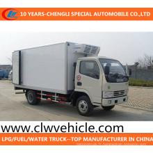 Camion réfrigéré par camion du réfrigérateur Dongfeng de camion de VanX de 4X2