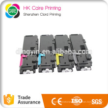 Compatible Toner Cartridges Set Black Cyan Magenta Yellow for DELL C2660 C2660dn C2665dnf 593-Bbbu 593-Bbbt 593-Bbbs 593-Bbbr