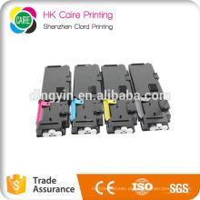 Cartuchos de Toner Compatíveis Conjunto Preto Amarelo Magenta Ciano para DELL C2660 C2660dn C2665dnf 593-Bbbu 593-Bbbt 593-Bbbs 593-Bbbr