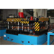 Perforierte Kabelrinne verzinkter Stahl und Anti Corrsion Finish HDG Schlitzverdrahtung Kanal Roll Forming Making Machine Philippinen