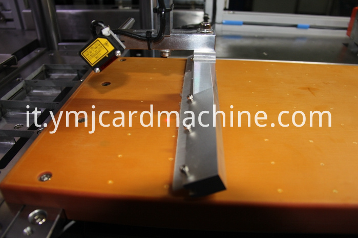 Full Auto Sheet Punching Machine