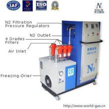 Generador de nitrógeno de alimentos para el paquete