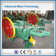automatic high speed steel nail making machine