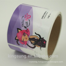 low price customised label printing