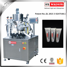 Enchimento de tubo de pasta de tamarindo e máquina de selagem