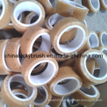 High Quality Nylon Round Brush for Cutter Machinery (YY-093)