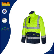 Traffic Safety Waterproof Reflective Police Jacket