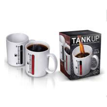 Venta caliente Publicidad personalizada barata taza de cerámica, taza de café de cerámica