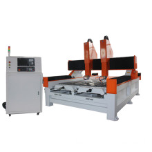 3d sculpture granite stone engraving machine in india