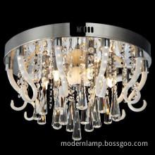 contemporary glass ball ceiling lighting