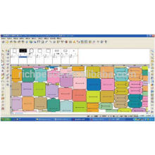 Richpeace Garment CAD que hace el sistema