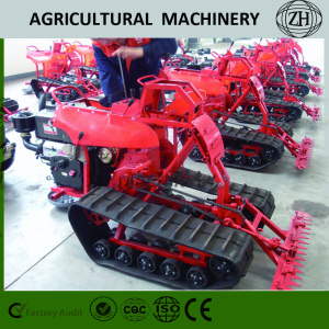 Good Function of Small Combine Harvester for Paddy Field
