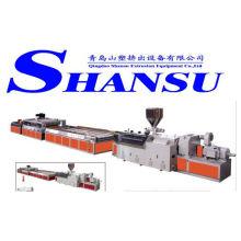 PVC door plate production machine/ production line