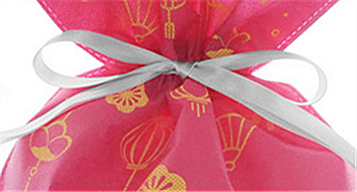 Chinese gift bags