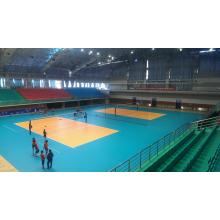 FIVB Recommandé PVC Floor 7mm Volleyball Court