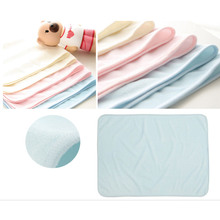 Natural Nappy Diaper Bamboo Fiber Changing Pad Mat
