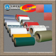 1000 series alloy Lacquer coated aluminum coil