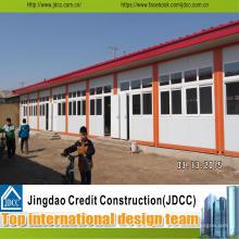Casa prefabricada de calidad para la oficina del aula / escuela