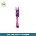 customized paddle rotate hairbrush