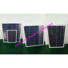 Panel solar monocristalino / policristalino de 60wp de Sillicon con el módulo del fotovoltaico para el módulo solar